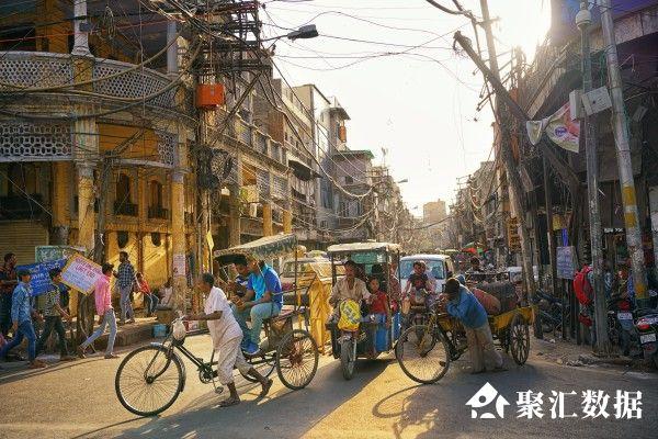 conew_摄图网_500927383_印度街头风光原景(企业商用)
