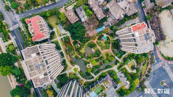 摄图网_501566715_banner_福建福州现代城市小区内部绿化环境建设(企业商用)