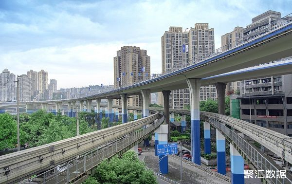 摄图网_501295238_banner_重庆轻轨地铁交通(企业商用)