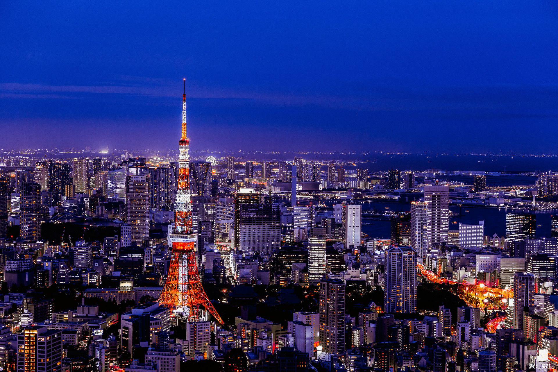 500583972_banner_日本东京梦幻夜景(企业商用)